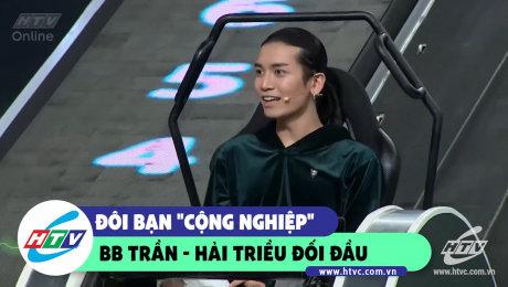 Xem Show CLIP HÀI BB Trần và Hải Triều đối đầu trực diện HD Online.
